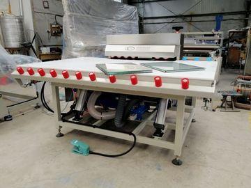 Одиночная бортовая таблица прессы хэатед ролика оборудования двойного остекления с поплавком & опрокидывать воздуха